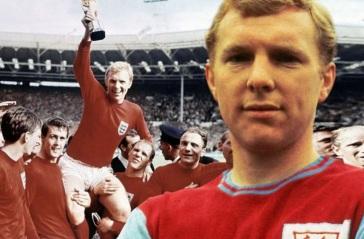 12 de Abril - 1941 — Bobby Moore, futebolista britânico (m. 1993).