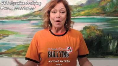 27 de maio - Alcione Mazzeo, atriz brasileira.