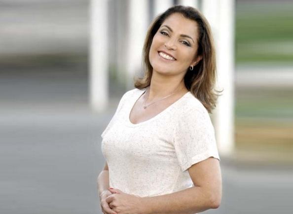 21 de Março - Angelina Muniz, atriz brasileira.