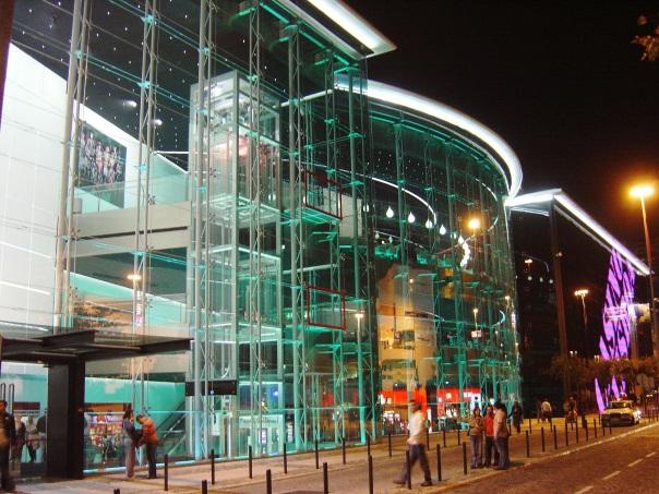 19 de Abril - 2006 — Inauguração do Casino de Lisboa, no Parque das Nações.