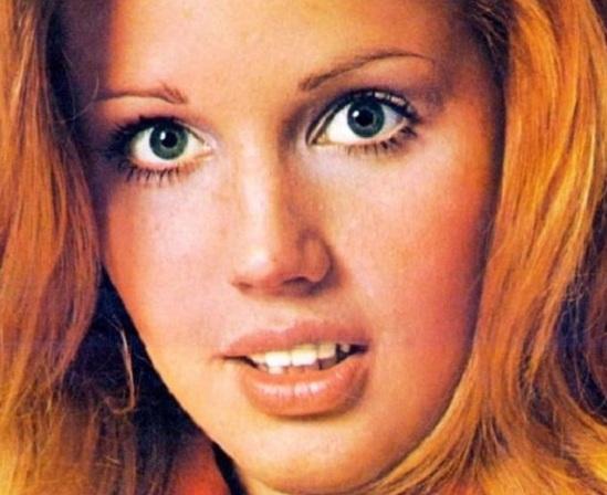 12 de Março - Nádia Lippi, atriz brasileira.