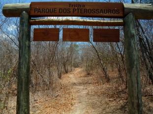 3 de Agosto – Parque dos Pterossauros — Araripe (CE) — 142 Anos em 2017.