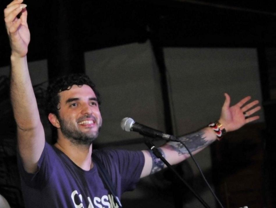 16 de junho - Davi Moraes, músico, cantor e compositor brasileiro