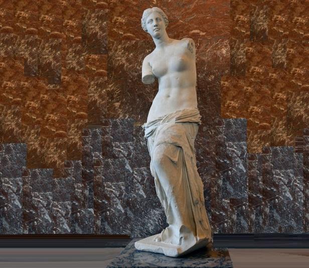 8 de Abril - 1820 — A Vênus de Milo é descoberta na ilha egeana de Milos.
