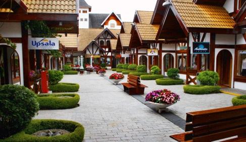 29 de Abril -Centro de Capivari, centro turístico de Campos do Jordão - SP.