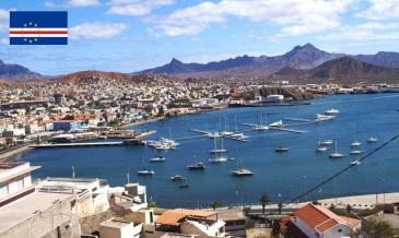 16 de Setembro – 1975 – Cabo Verde é admitido como Estado-Membro da ONU. Foto da cidade de Praia, capital da Cabo Verde.