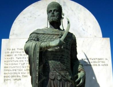 29 de maio - Constantino XI Paleólogo, imperador bizantino