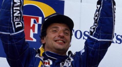17 de Abril - 1954 — Riccardo Patrese, automobilista italiano.