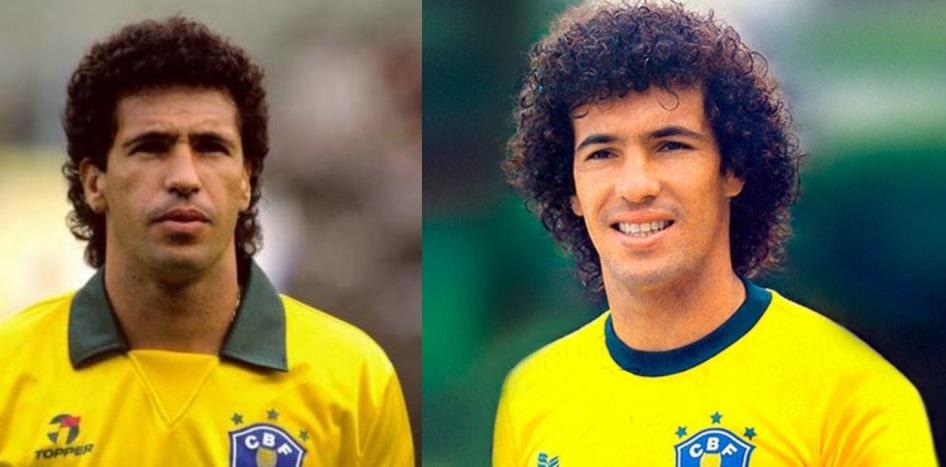 5 de Outubro - 1960 — Careca, ex-futebolista brasileiro.