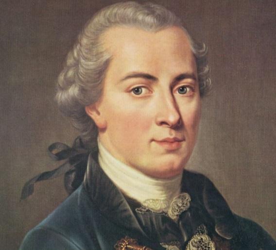 22 de Abril - 1724 – Immanuel Kant, filósofo alemão (m. 1804).