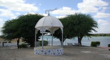 7 de Junho - Praça da guitarra - Santa Maria da Boa Vista (PE) - 145 Anos.