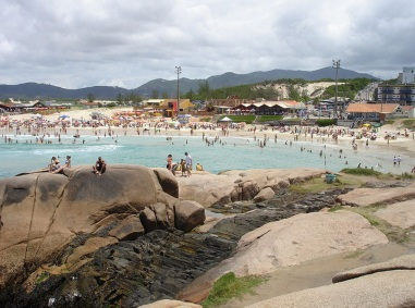 23 de Março - Praia da Joaquina do município de Florianópolis (SC)