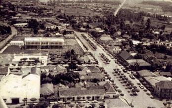 3 de Maio - Três de Maio (RS) - foto antiga da cidade.