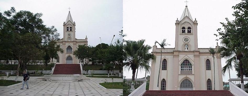 18 de Agosto – Igreja Matriz — Porto Firme (MG) — 64 Anos em 2017.