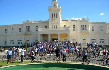 28 de Agosto — Encontro de Mountain Bike — Araguari (MG) — 129 Anos em 2017.