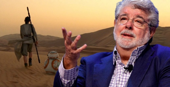 14 de Maio - 1944 – George Lucas, cineasta estadunidense, entrevista.
