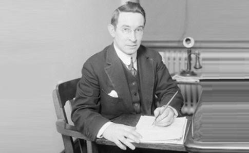 6 de maio - 1954 — B. C. Forbes, jornalista financeiro (n. 1880).