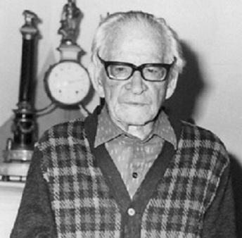 20 de Março - Menotti Del Picchia, poeta, escritor e pintor brasileiro