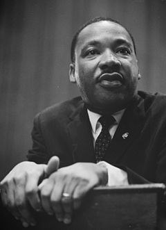 Martin Luther King, 5