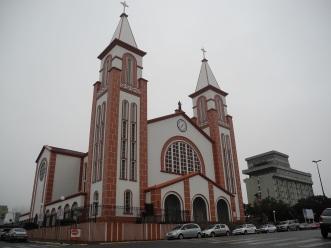 25 de Agosto — Catedral Santo Antônio — Chapecó (SC) — 100 Anos em 2017.