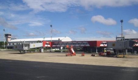 8 de Setembro – Aeroporto Internacional — São Luís (MA) — 405 Anos em 2017.