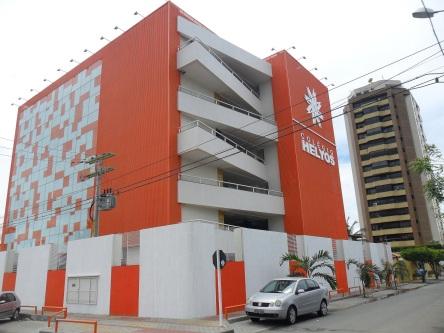 18 de Setembro – Colégio Helyos, considerado desde 2006 o melhor colégio do estado da Bahia, e em 2013 foi o sétimo melhor do país — Feira de Santana (BA) — 184 Anos em 2017.