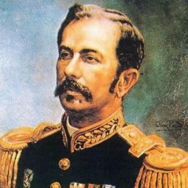 30 de Abril - 1839 — Floriano Vieira Peixoto, Presidente do Brasil (m. 1895).