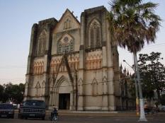 6 de Outubro - Catedral São Luís, sede da Diocese de São Luís de Cáceres — Cáceres (MT) — 249 Anos em 2017.