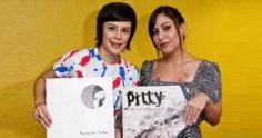 25 de Agosto — Fernanda Takai - 1971 – 46 Anos em 2017 - Acontecimentos do Dia - Foto 22 - Fernanda Takai e Pitty.