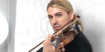 4 de Setembro – 1980 – David Garrett, violinista alemão.