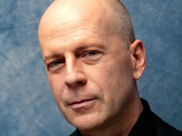 19 de Março - Bruce Willis, ator estado-unidense.