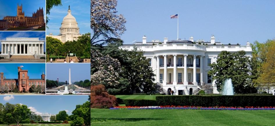 9 de Setembro – 1791 — Fundação de Washington D.C., a capital dos Estados Unidos.