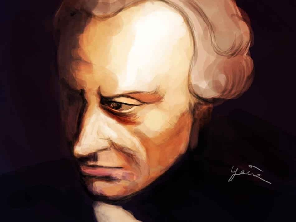 Immanuel-Kant, 22 abril