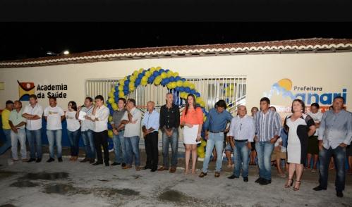 12 de Julho – Prefeitura Municipal — Manari (PE) — 22 Anos em 2017.