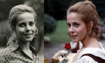 8 de Outubro - 1948 – Claude Jade, atriz francesa (m. 2006).