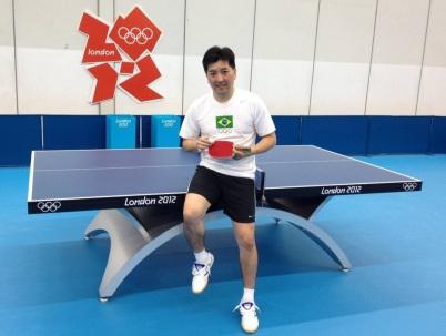 9 de Maio - 1969 – Hugo Hoyama - mesatenista brasileiro nas Olimpíadas de Londres, 2012.