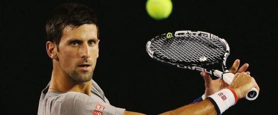 22 de maio - Novak Djokovic, tenista sérvio.