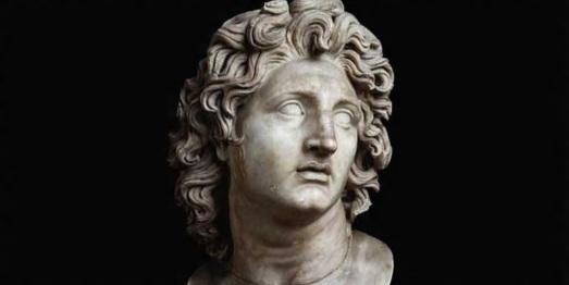 21 de junho - Alexandre, o Grande foi rei (basileu) do reino grego antigo da Macedônia e um membro da dinastia argéada