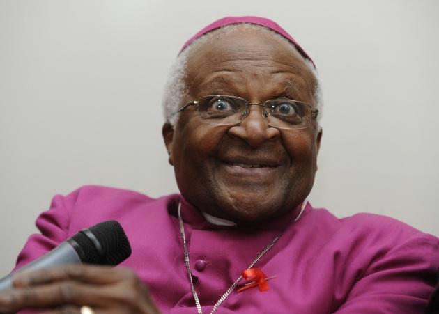 7 de Outubro - Desmond Tutu- 1931 – 86 Anos em 2017 - Acontecimentos do Dia - Foto 7.