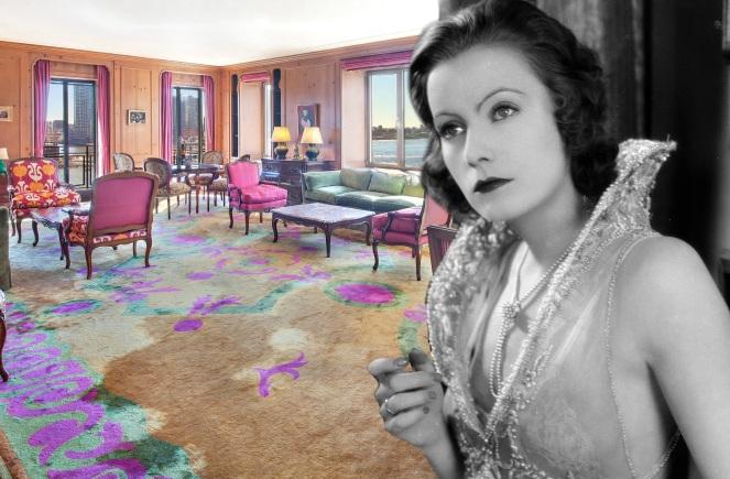 18 de Setembro – Greta Garbo - 1905 – 112 Anos Anos em 2017 - Acontecimentos do Dia - Foto 13 - Apartamento em Nova York.