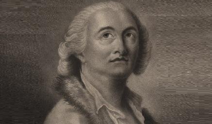 26 de Agosto — 1795 — Cagliostro, ocultista italiano (n. 1743).