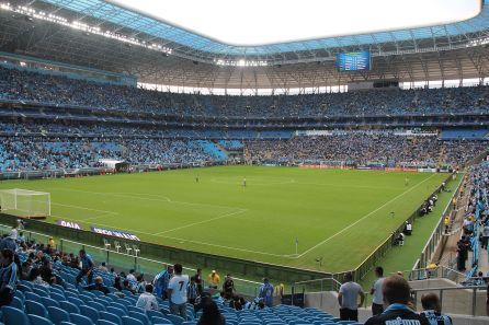 26 de Março - Porto Alegre (RS) - Arena do Grêmio