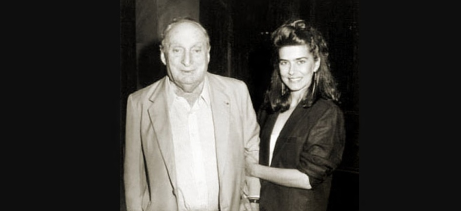8 de Outubro - Adolpho Bloch - 1908 – 109 Anos em 2017 - Acontecimentos do Dia - Foto 10 - Adolpho Bloch e Maitê Proença.
