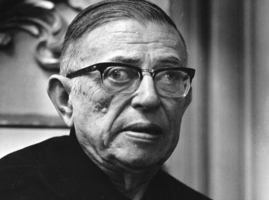 15 de Abril - 1980 — Jean-Paul Sartre, filósofo e escritor francês (n. 1905).