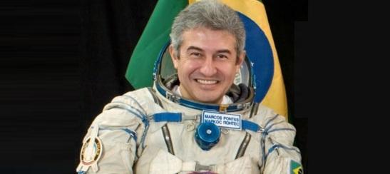 28 de Março - 2006 - Marcos Pontes é o primeiro astronauta brasileiro a viajar para o espaço.