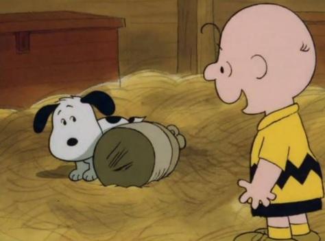 2 de Outubro - 1950 – Estreia nos jornais a tira Peanuts, criada por Charles M. Schulz, e estrelada pelo personagem Charlie Brown e seu cachorro Snoopy.