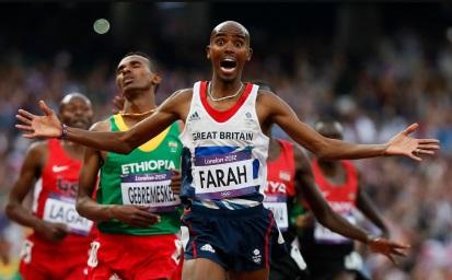 23 de Março - Sir Mo Farah, atleta, britânico.