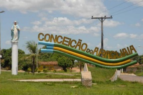 30 de Maio - Etreiro da entrada da cidade - Conceição do Araguaia (PA) - 120 Anos