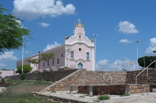 7 de Junho - Igreja matriz - Santa Maria da Boa Vista (PE) - 145 Anos.
