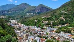 16 de Maio - Nova Friburgo (RJ) – Vista da Serra.